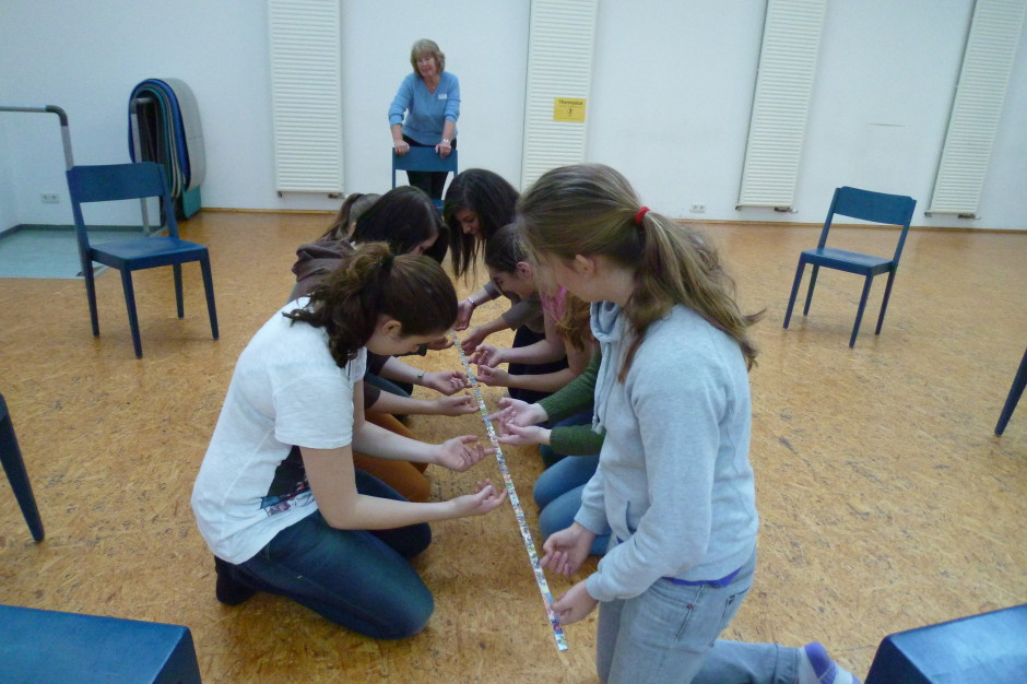 700 Girls Mentoring Zollstock 2 Okt 13