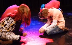 Foto zu Theaterpädagogik
